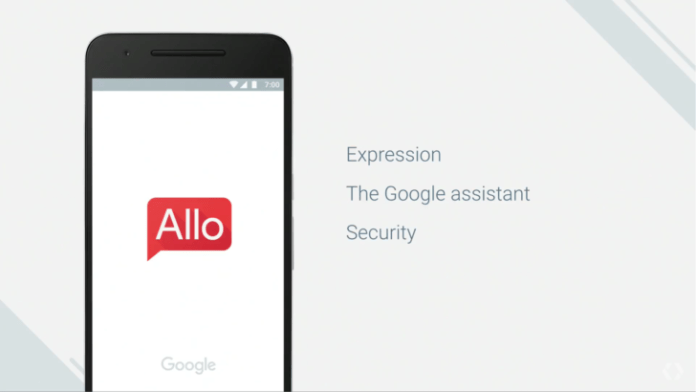Google Allo interesting features