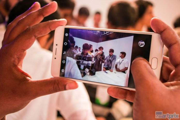 Meizu m3 Note Camera viewfinder