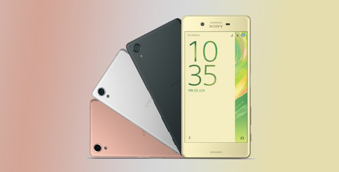 Xprria X and Xperia XA launched in India
