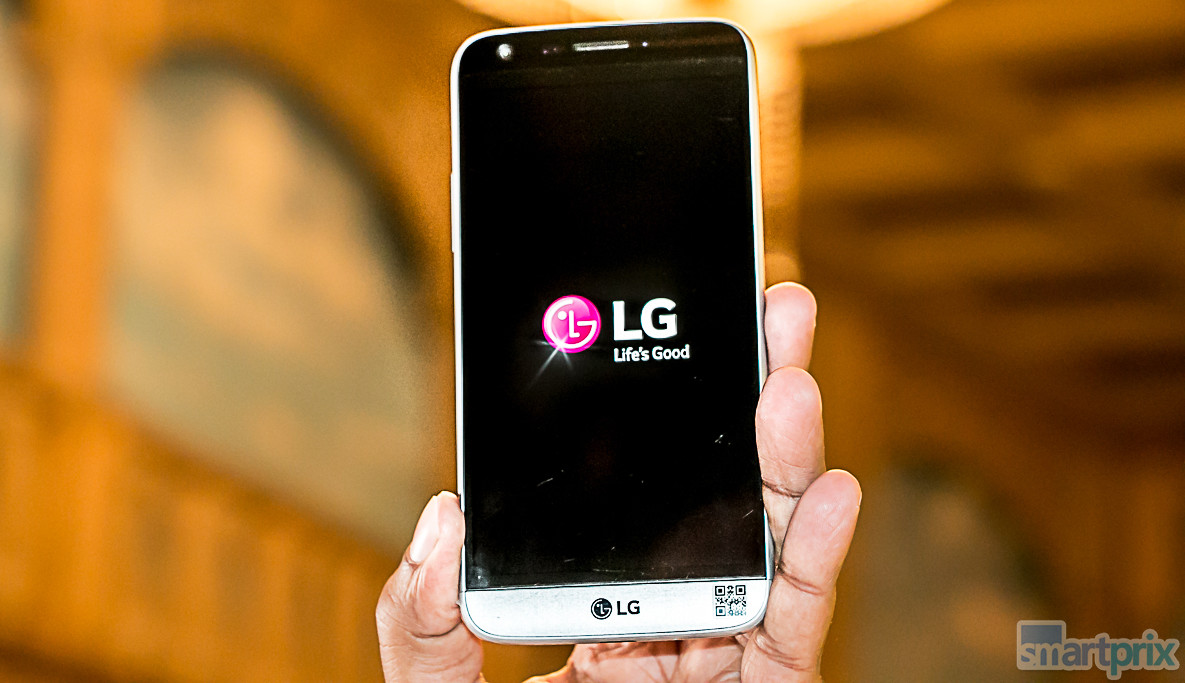 LG G5 First Impression and Hands on review