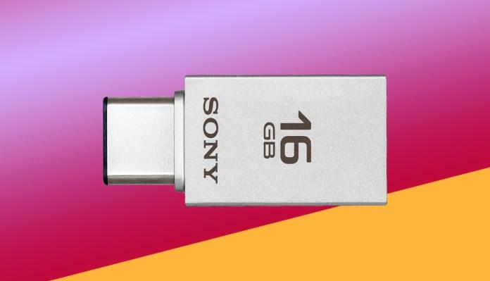 Sony USB Type C Flash Drive