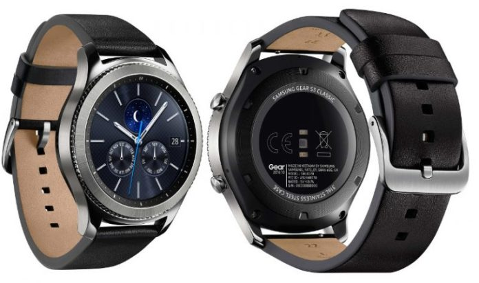 Samsung Gear S3 Smartwatch Packs More Features In A Thicker Shell