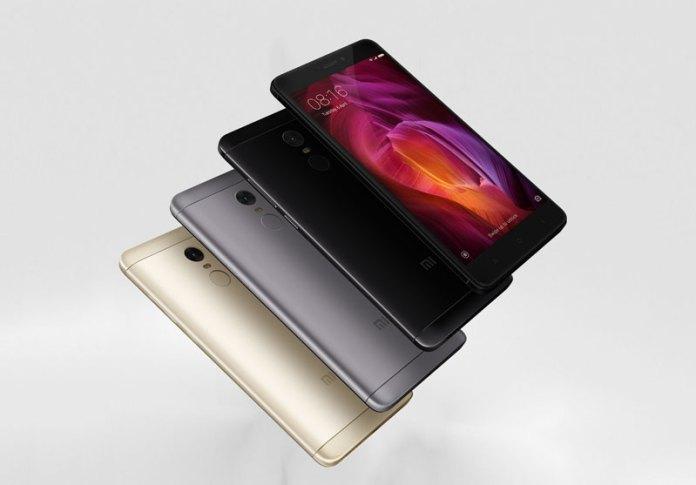 Xioami Redmi Note 4