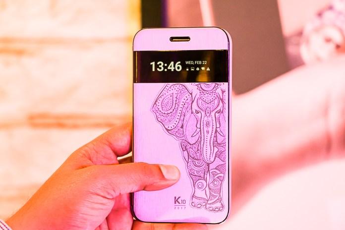 LG K 10 2017 Price In India (2)
