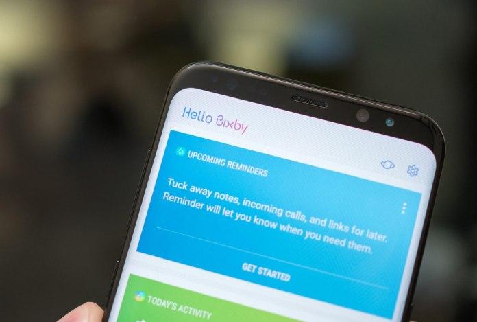 Samsung bixby coming to S7edge?