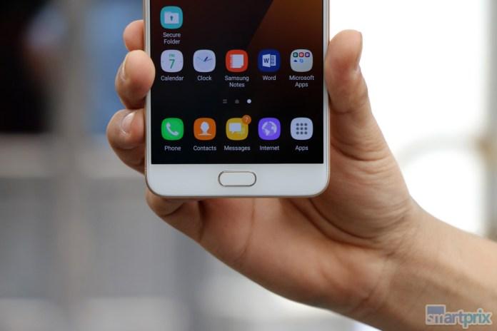 Samsung Galaxy C7 Pro (7)