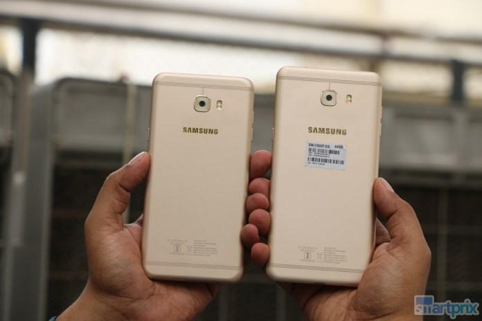 Samsung Galaxy C7 Pro (9)