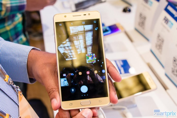 Samsung J7 Pro and J7 Max Hands-on Review and First Impression