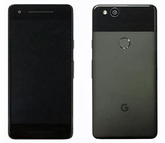 Google Pixel 2 leaked images