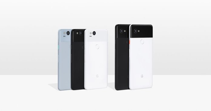 Google Pixel 2 and Google Pixel 2 XL launched