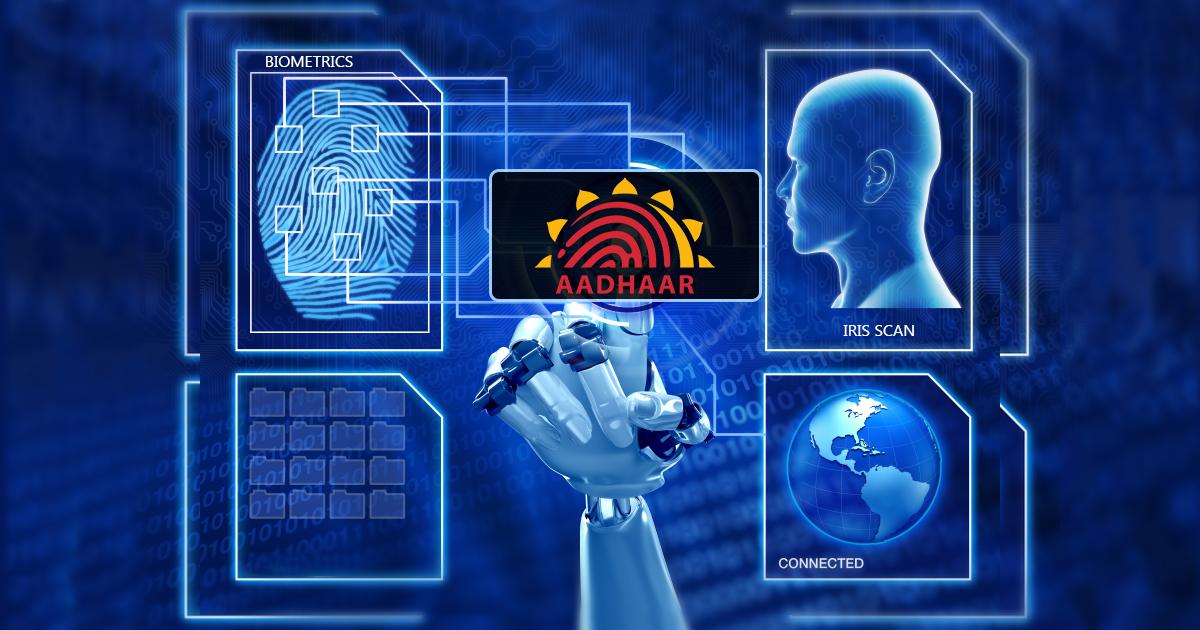 How to Lock/Unlock Biometrics Details of Your Aadhaar Card
