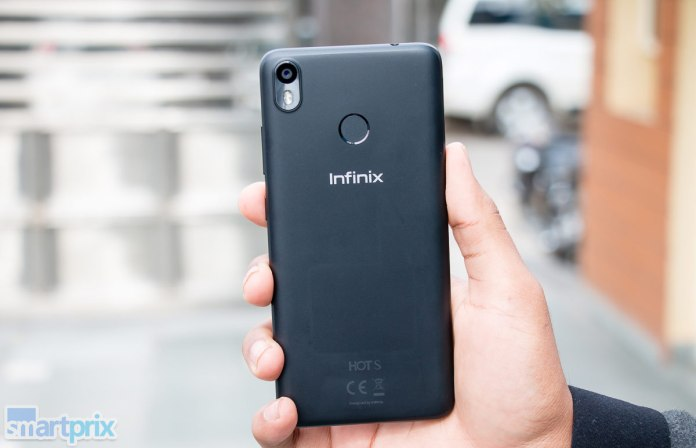 Infinix Rolls Out Face Unlock Feature For Hot S3 Users