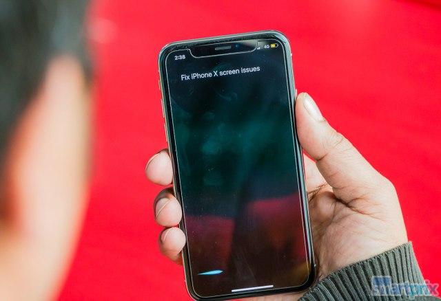 How to fix iPhone X black screen or unresponsive screen ...