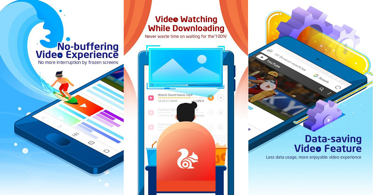 UC Browser 12 0 Version with Richer Content Support and 2X Speed