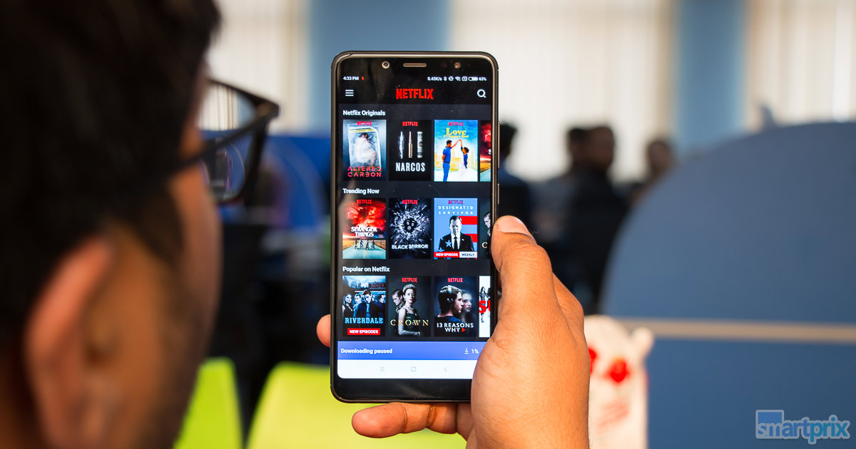 List Of Phones That Support HD Streaming On Netflix, Amazon Prime