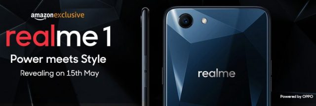 Oppo Realme 1 To Launch In India On May 15 Will Be Amazon Exclusive