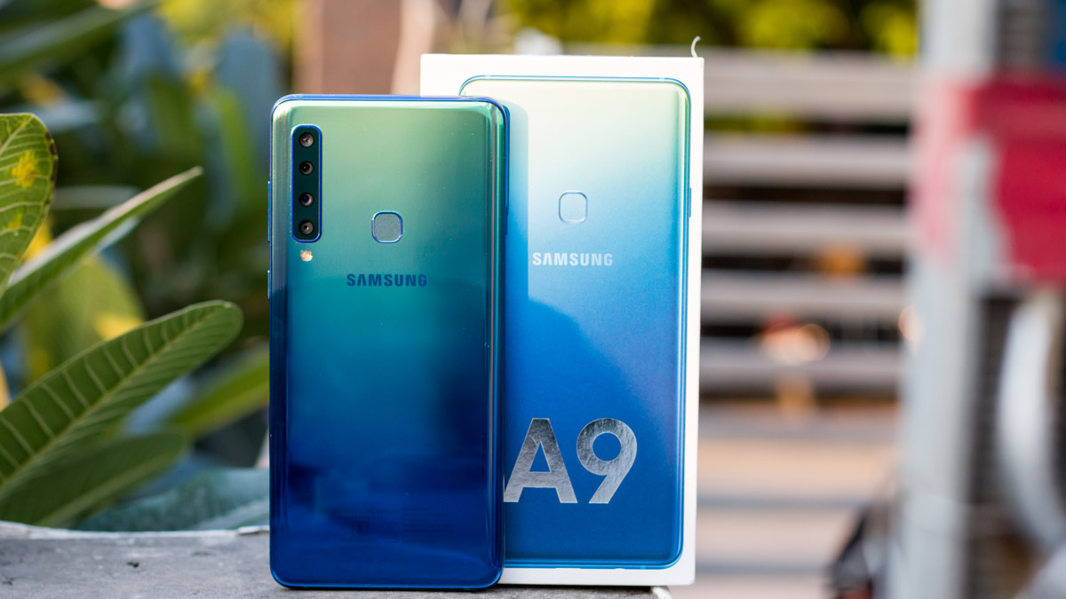 Huawei Y9 Prime 2019 Androidauthority