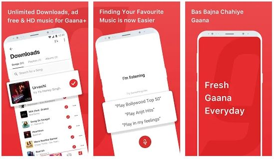 Top 10 Best Music Streaming Apps available in India