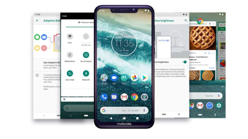 Motorola One Power Gets Dual SIM Dual VoLTE and Android 9 Pie With
