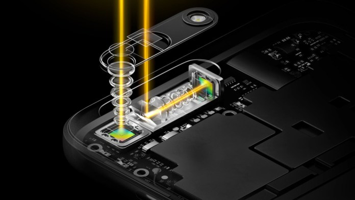Oppo 10x Zoom leaked