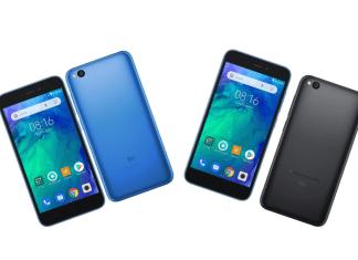 Redmi Go, Xiaomi's Android Go smartphone (Source: @ishanagarwal, Twitter)