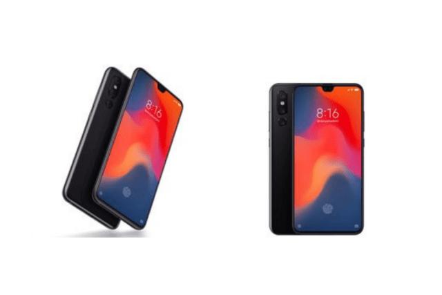 Concept renders of Xiaomi Mi 9