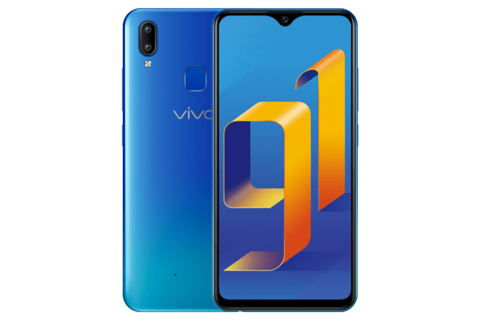 Vivo Y91 Launched in India