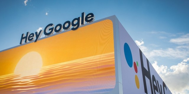 Google at CES 2019