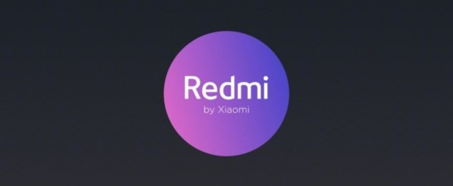 The all-new Redmi logo
