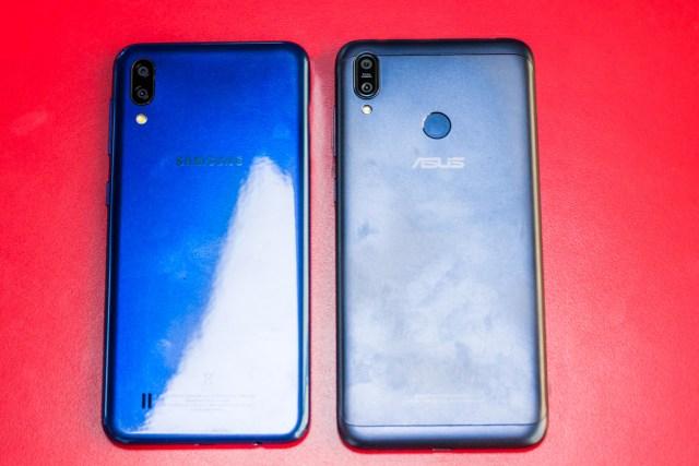 Samsung Galaxy M10 vs Asus Zenfone M2
