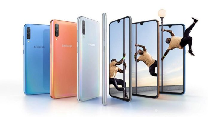 Samsung Galaxy A70 Launched