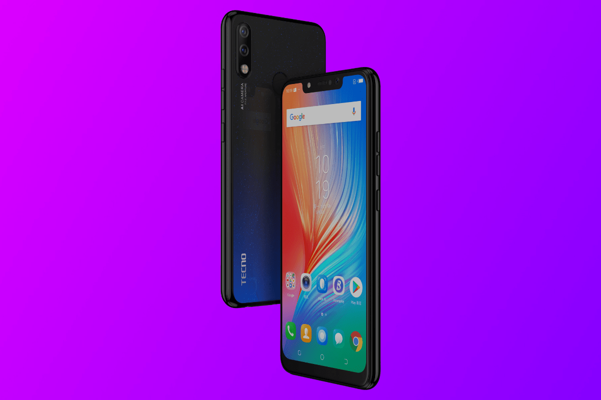 Tecno Camon iSKY 3 With Android Pie Launched: Price, Specs