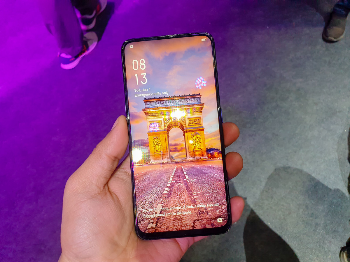 0cf0c7ad405c Oppo F11 Pro Hands-on Review and First Impressions - Smartprix