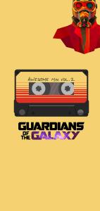 Guardians of Galaxy Star-Lord wallpaper