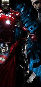Avengers Samsung Galaxy S10 Wallpaper