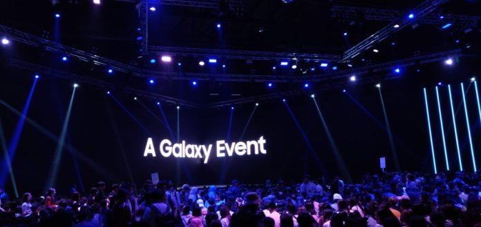Galaxy Event A70 A80