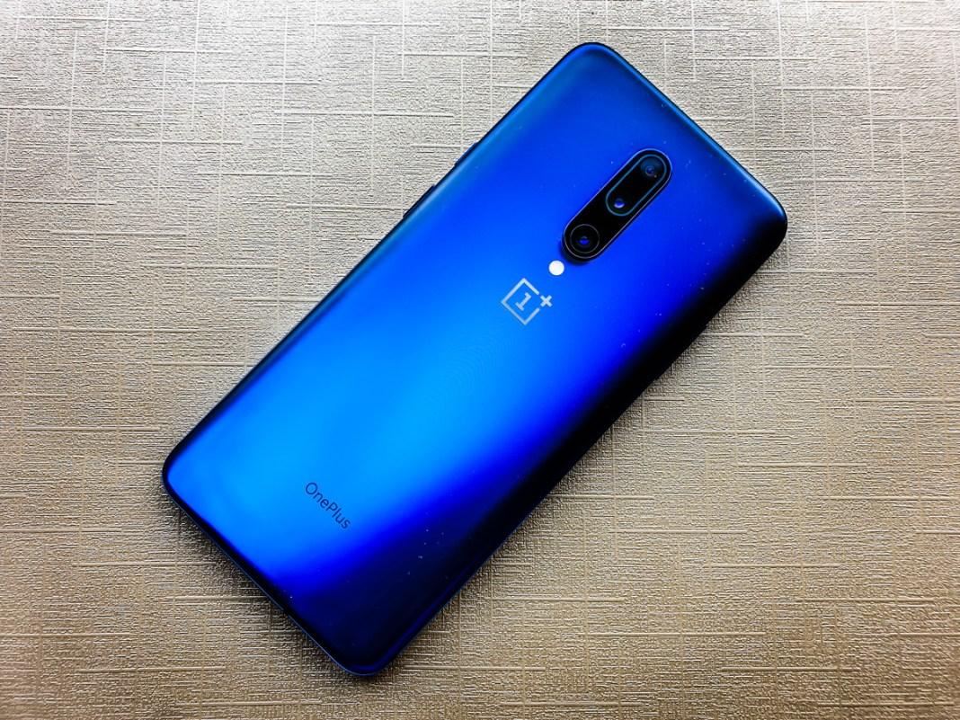 OnePlus 7 Pro Nebula blue Review