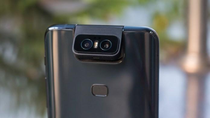 Asus 6Z ARCore camera update