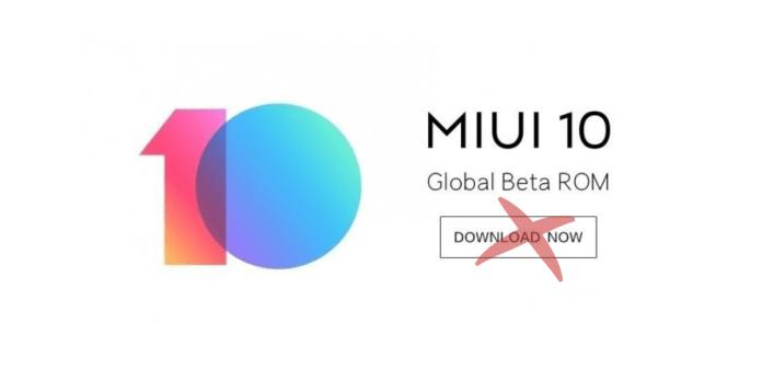 Xiaomi MIUI update