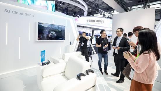 Oppo presenta la plataforma de cámara debajo de la pantalla, MeshTalk, 5G y IoT en el MWC Shanghai 2019 1