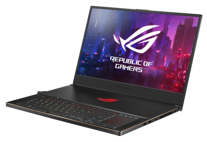 Asus ROG Zephyrus S GX701 launched in India