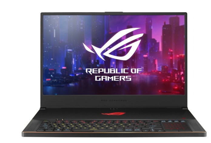 ASUS gaming laptops from the ROG Zephyrus and Strix series announced in India