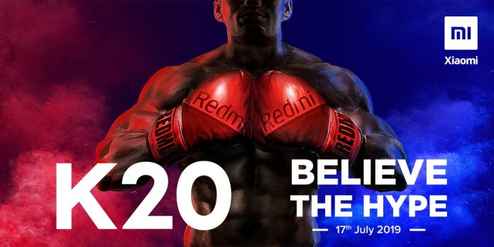 Redmi K20 Pro, Redmi K20 to launch on July 17 in India.
