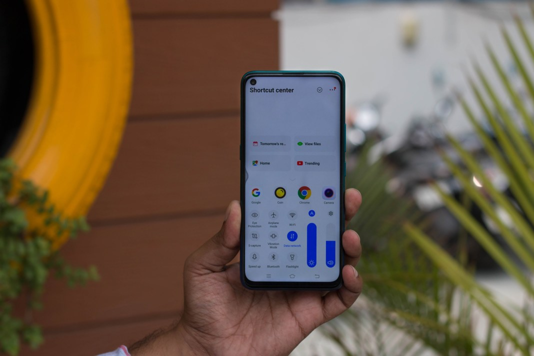 Vivo Z1 Pro display isn't the best in the class