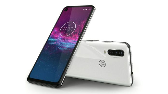 Motorola One Action launched in India