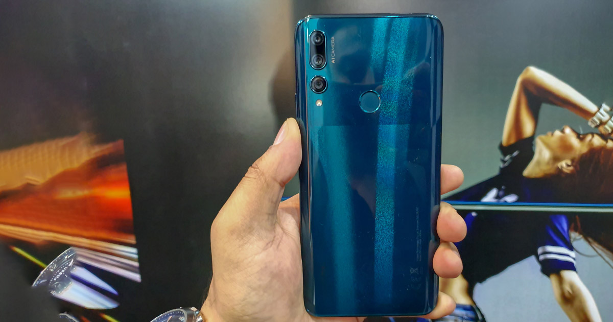 Huawei Y9 Prime 2019 Quick Review: Should You But It