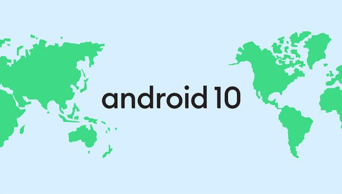Android 10 Android Q name