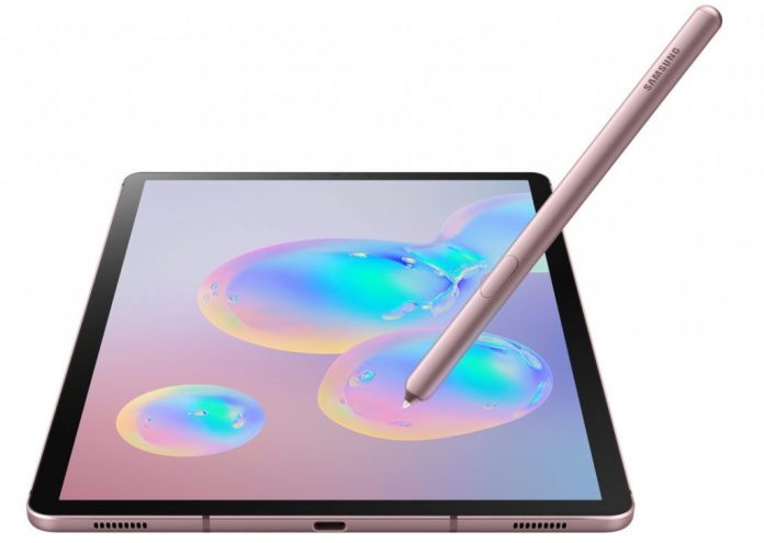 Samsung Galaxy Tab S6 launched