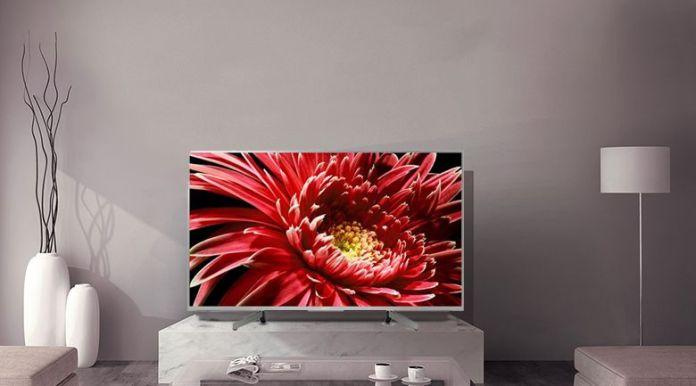 Sony 4K HDR LED TVs