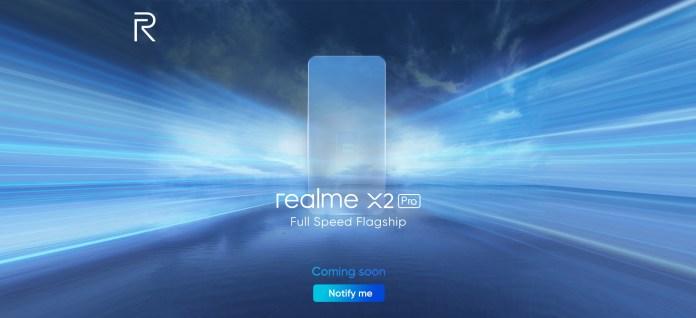 Realme X2 Pro rumor roundup